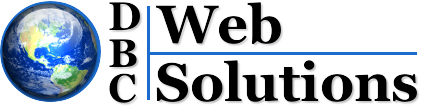 DBC WebSolutions Logo